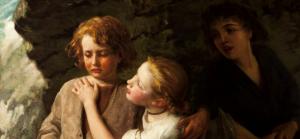 James Sant, R.A., (British, 1820 – 1916)
