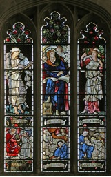Stained Glass - Burne-Jones
