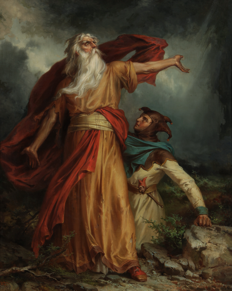 an analysis of justice in king lear by william shakespeare Read this essay on justice in king lear the deception in king lear william shakespeare's play king lear is a play character analysis lear, the king.