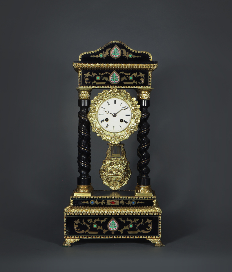 Clocks The Knohl Collection